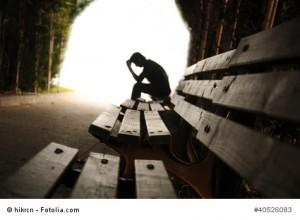 Depressive Gedanken, Lebenskrisen, Licht,