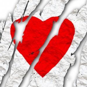 Gebrochenes Herz Trennung Beziehungskrise Paarberatung Eheberatung